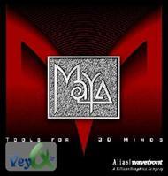 دانلود کتاب آموزش نرم افزار مایا 5 - Maya