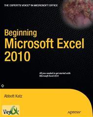 دانلود کتاب آموزش اکسل 2010 - Microsoft Excel