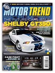 دانلود مجله ماشین - Motor Trend