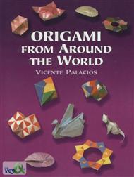 دانلود کتاب آموزش تصویری اریگامی هنر تا کردن کاغذ - Origami from around the world