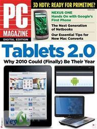 دانلود کتاب PC Magazine March 2010