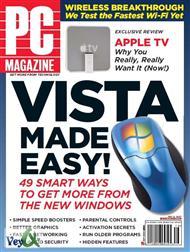 دانلود کتاب PC Magazine May 08 2007