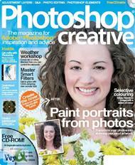 دانلود مجله انگلیسی آموزش فتوشاپ Photoshop Creative Magazine 23 - Vol 02