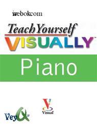 دانلود کتاب Teach Yourself VISUALLY™ Piano آموزش تصویری پیانو