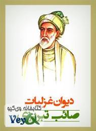 دانلود کتاب دیوان غزلیات صائب تبریزی