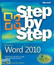 دانلود کتاب کتاب آموزش ورد 2010 - Microsoft Word 2010 Step by Step
