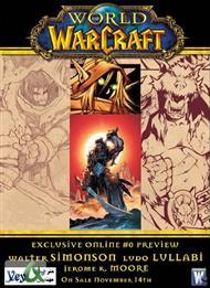 دانلود کتاب داستان مصور World Of Warcraft - مقدمه