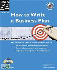 دانلود کتاب How to Write a Business Plan
