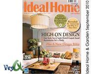 دانلود مجله خانه ایده آل - The Ideal Home and Garden September 2010