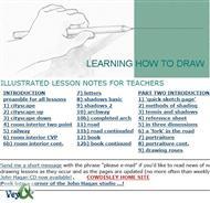 دانلود کتاب آشنایی با طراحی و کار با مداد