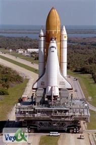 دانلود کتاب شاتل فضایی و ایستگاه فضایی بین المللی