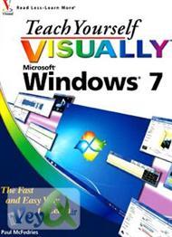 دانلود کتاب آموزش مصور ویندوز 7 - Teach Yourself Visually Windows