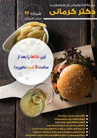 دانلود مجله الکترونیکی سلامت دکتر کرمانی - شماره 26