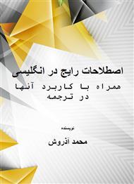 دانلود کتاب اصطلاحات رایج انگلیسی در ترجمه