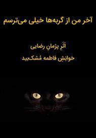 دانلود کتاب صوتی آخر من از گربهها خیلی میترسم