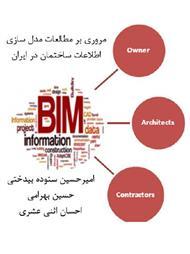 دانلود کتاب مروری بر مطالعات مدل سازی اطلاعات ساختمان در ایران