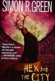 دانلود رمان نایت ساید - جلد 4: نفرین در شهر