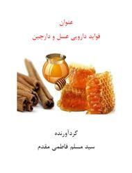 دانلود کتاب فواید دارویی عسل و دارچین