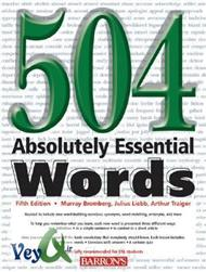 دانلود کتاب 504 absolutely essential words