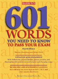 دانلود کتاب 601 words you need to know