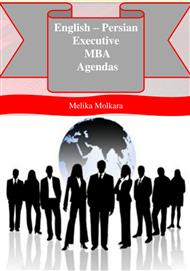 دانلود کتاب English - Persian Executive MBA Agendas