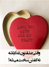 دانلود کتاب صوتی وقتی عشقتون غذا باشه، نه گفتن سخت می شه!