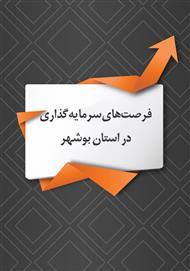 دانلود کتاب فرصتهای سرمایهگذاری در استان بوشهر