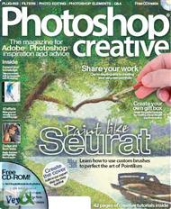 دانلود مجله آموزش فتوشاپ Photoshop Creative Magazine 22 - Vol 02