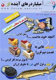 دانلود ماهنامه میلیاردرهای آینده ایران - شماره 13
