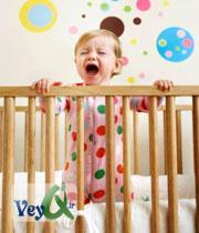 دانلود کتاب چگونه کودک گریان خود را آرام کنیم