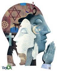 دانلود کتاب انسان و پیدایش افکار مذهبی